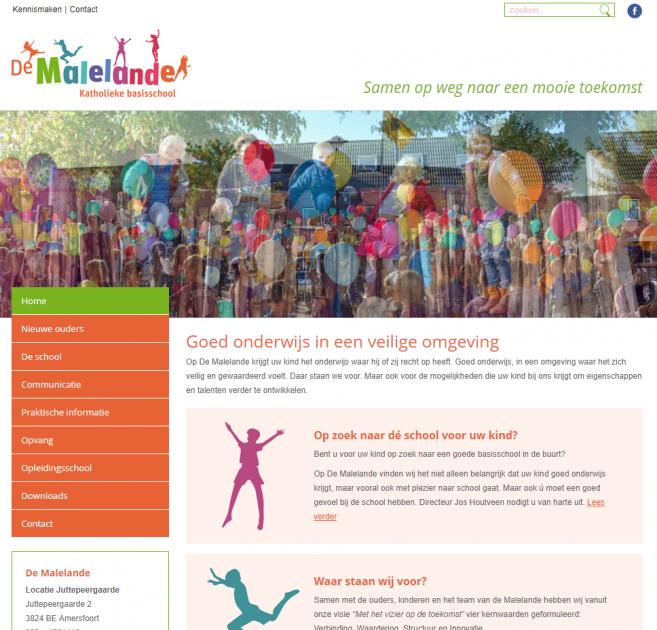 www.demalelande.nl