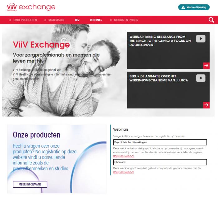ViiV Exchange