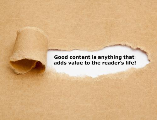 Bouw aan vertrouwen met relevante content