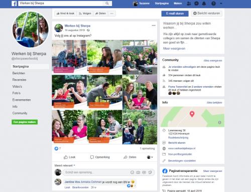 Social Media Sherpa