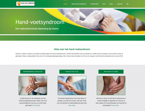 Website Hand-voetsyndroom